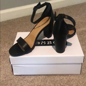bamboo heels